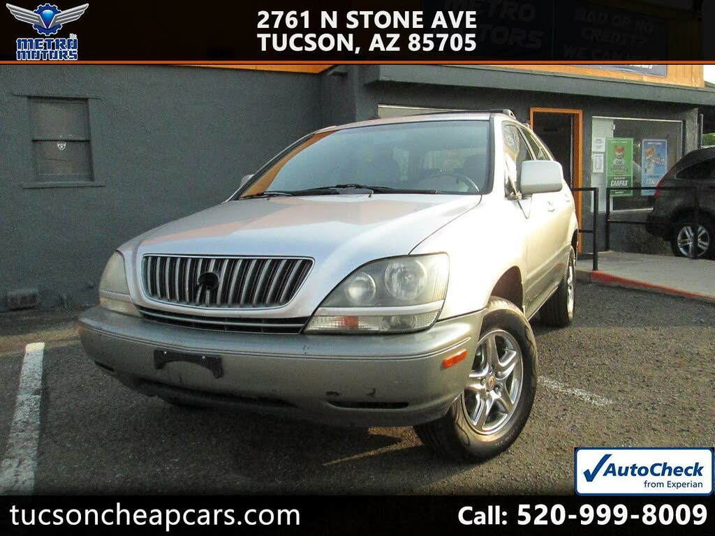 Used 2000 Lexus Rx 300 For Sale Right Now Cargurus