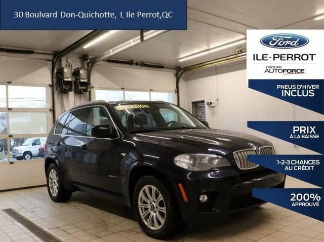 2012 BMW X5 xDrive50i AWD