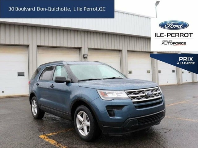 2018 Ford Explorer AWD