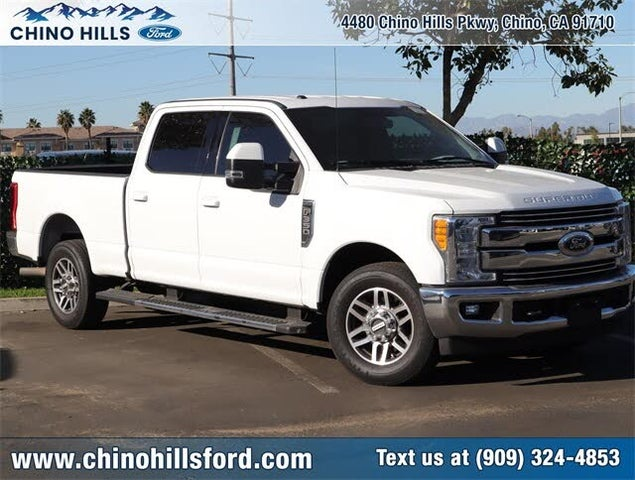 2017 Ford F-350 Super Duty Lariat Crew Cab