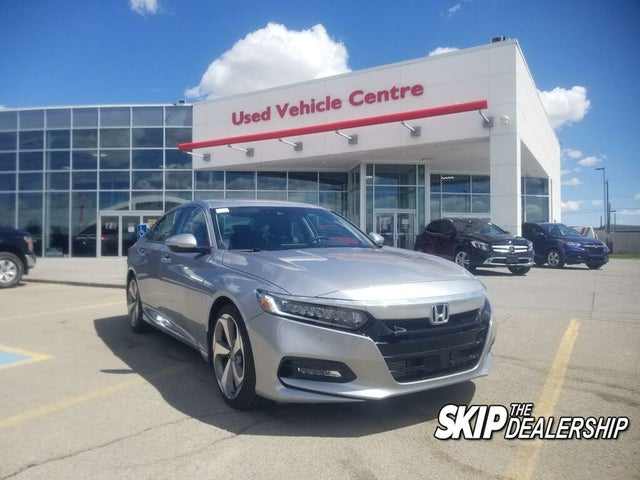 2019 Honda Accord 2.0T Touring FWD