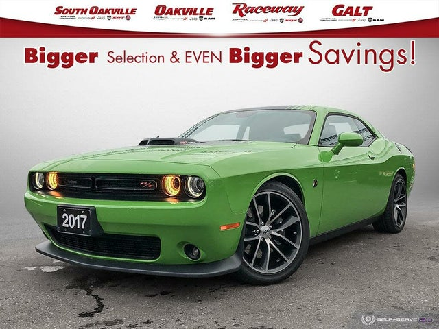 2017 Dodge Challenger T/A 392 RWD