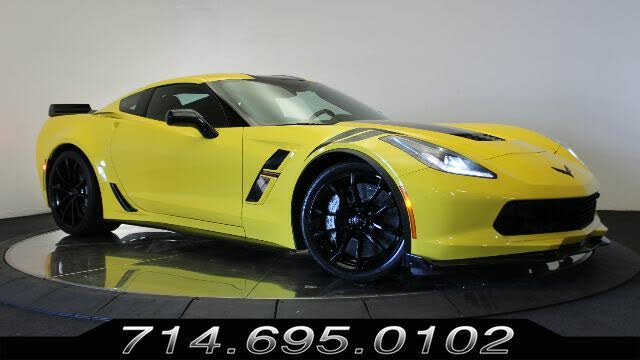 2019 Chevrolet Corvette Grand Sport 3LT Coupe RWD