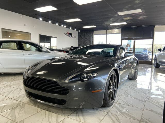 Used Aston Martin V8 Vantage For Sale Right Now Cargurus