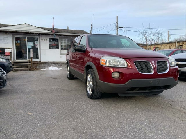 2005 Pontiac Montana SV6 Extended FWD with 1SB