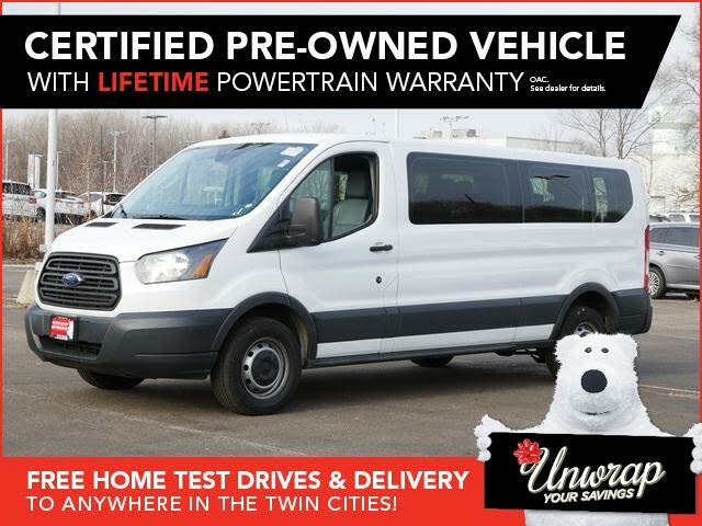 2016 Ford Transit Passenger 350 XL Low Roof LWB RWD with Sliding Passenger-Side Door