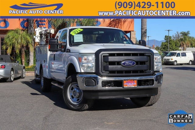 2012 Ford F-350 Super Duty XL SuperCab 4WD