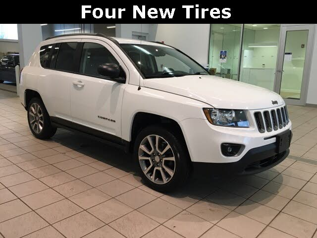 2016 Jeep Compass Sport SE 4WD