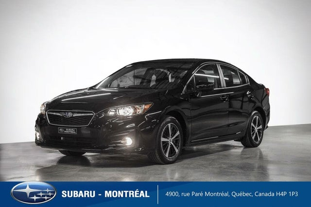 2020 Subaru Impreza 2.0i Touring Hatchback AWD with EyeSight Package