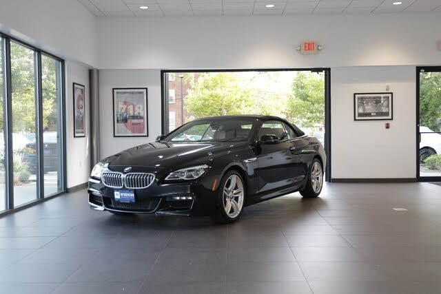 2018 BMW 6 Series 650i xDrive Convertible AWD
