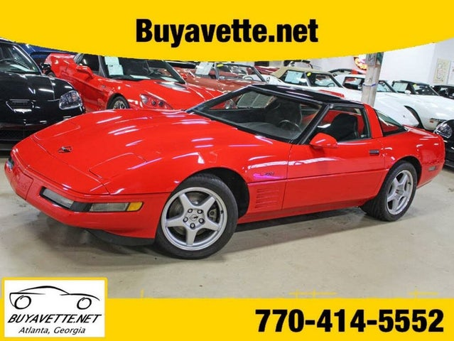 1994 Chevrolet Corvette ZR1 Coupe RWD