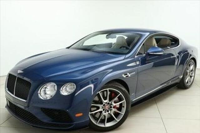 2016 Bentley Continental GT V8 S AWD