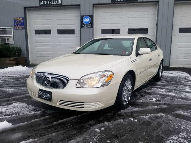 2008 Buick Lucerne CXL Special Edition FWD