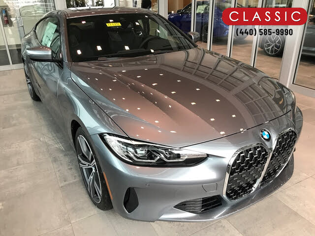 2021 BMW 4 Series 430i xDrive Coupe AWD