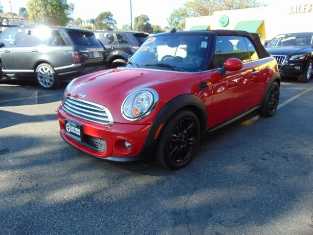 2015 MINI Cooper Convertible FWD
