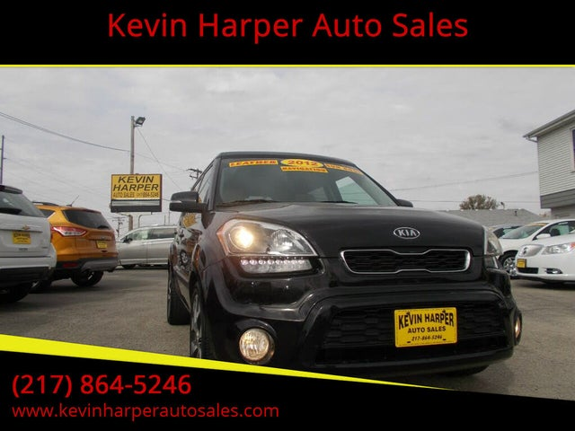 2012 Kia Soul Red Rock Special Edition