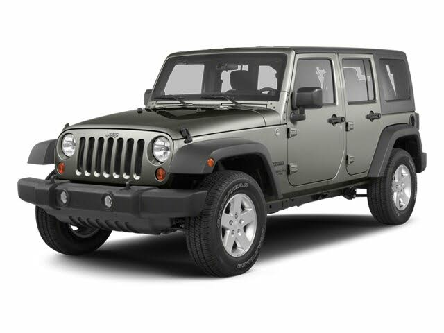 2013 Jeep Wrangler Unlimited Rubicon 10th Anniversary 4WD