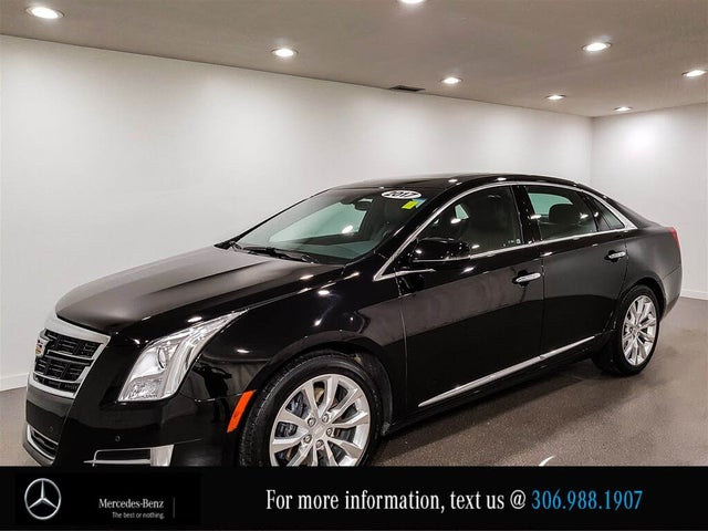 2017 Cadillac XTS Luxury AWD