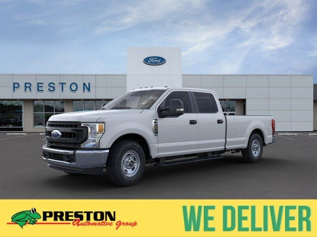 2020 Ford F-250 Super Duty XL Crew Cab LB RWD