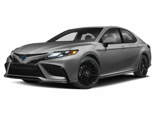 2021 Toyota Camry Hybrid XSE FWD