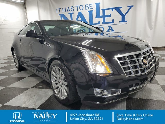 2014 Cadillac CTS Coupe 3.6L Performance AWD