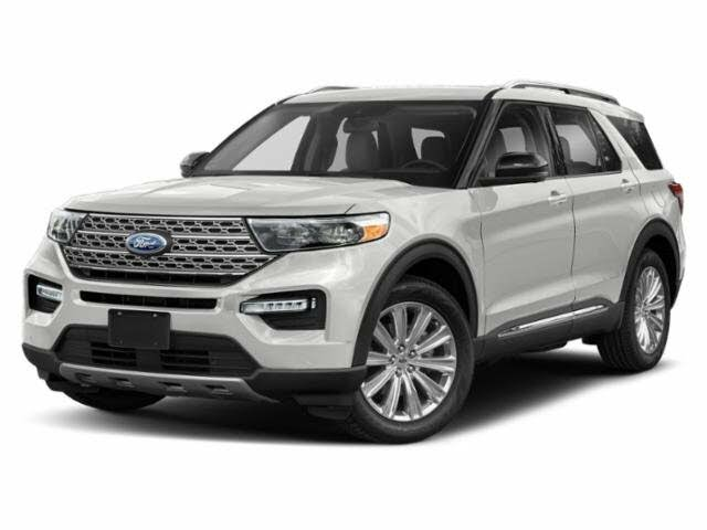 2021 Ford Explorer RWD