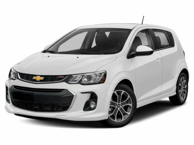 2020 Chevrolet Sonic LT Hatchback FWD