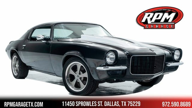 1970 Chevrolet Camaro SS Coupe RWD