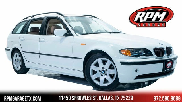 2003 BMW 3 Series 325i Wagon RWD
