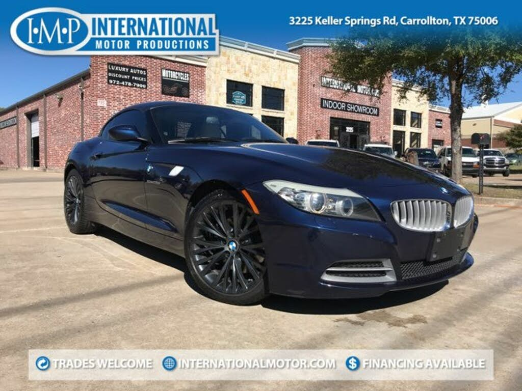 Used 2009 Bmw Z4 For Sale Right Now Cargurus