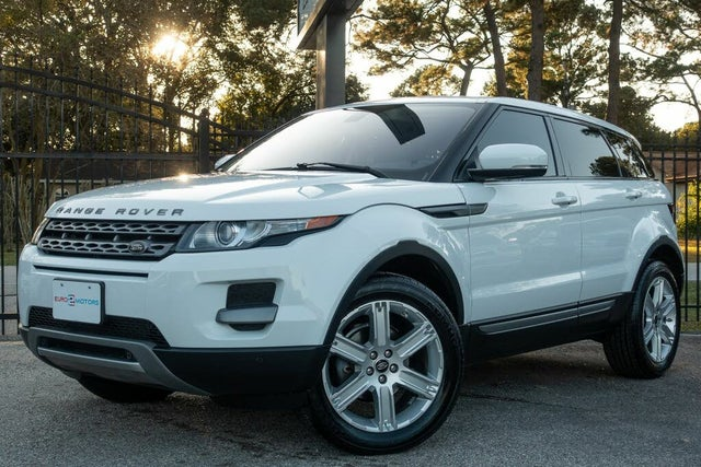 2013 Land Rover Range Rover Evoque Pure Hatchback