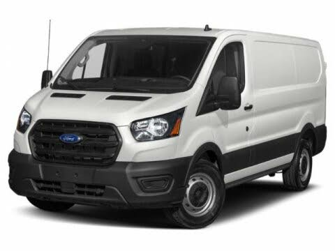 2021 Ford Transit Cargo 250 Low Roof RWD