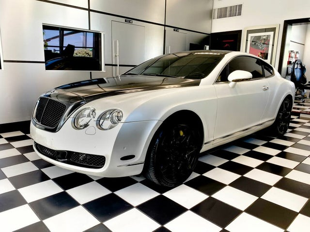 2007 Bentley Continental GT W12 AWD