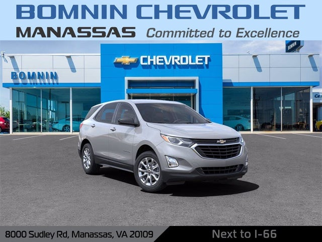 2021 Chevrolet Equinox LS AWD with 1LS