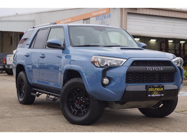 2018 Toyota 4Runner TRD Pro 4WD