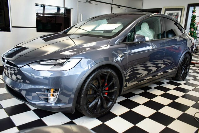 2020 Tesla Model X Performance AWD