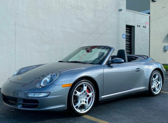 2006 Porsche 911 Carrera 4S Convertible AWD
