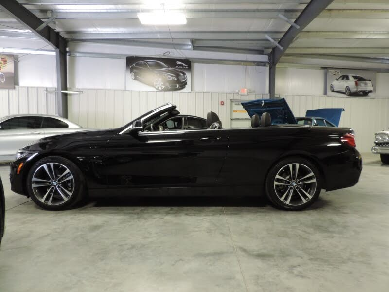 Used 2020 Bmw 4 Series 430i Convertible Rwd For Sale With Photos Cargurus