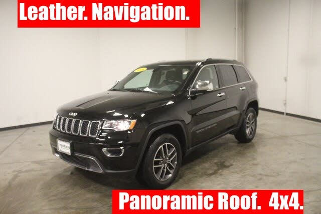 2020 Jeep Grand Cherokee Limited 4WD