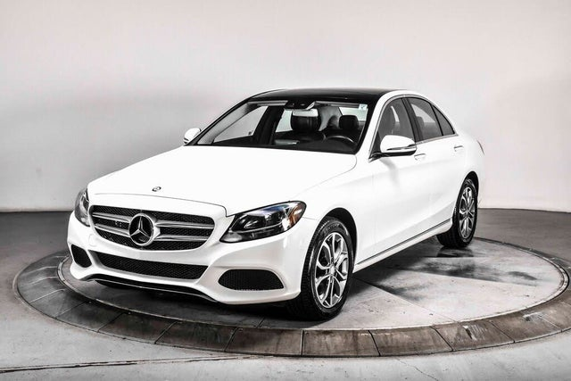 Used Mercedes Benz C Class For Sale In Seattle Wa Cargurus