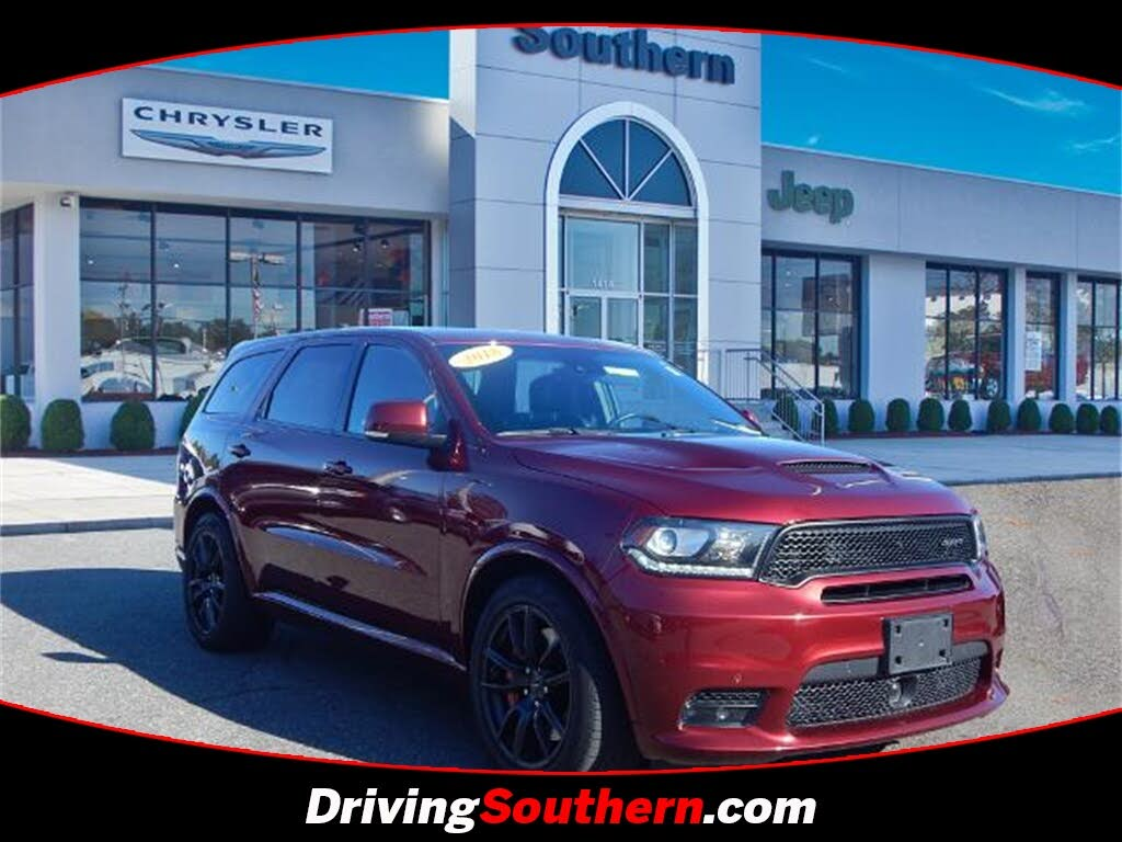 Used 2018 Dodge Durango Srt Awd For Sale Right Now Cargurus