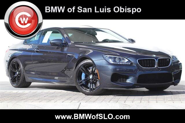 2014 BMW M6 Coupe RWD