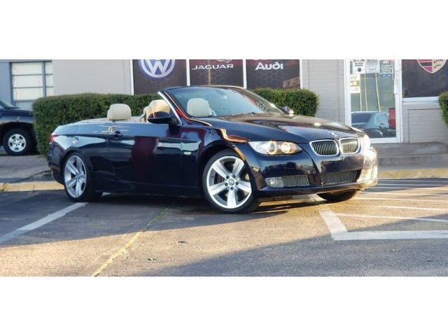 2008 BMW 3 Series 335i Convertible RWD