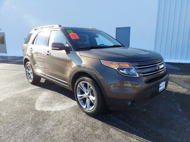 2015 Ford Explorer Limited 4WD