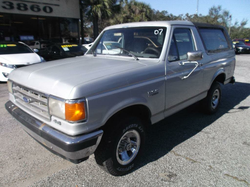 Used Ford Bronco For Sale In February 2021 Cargurus