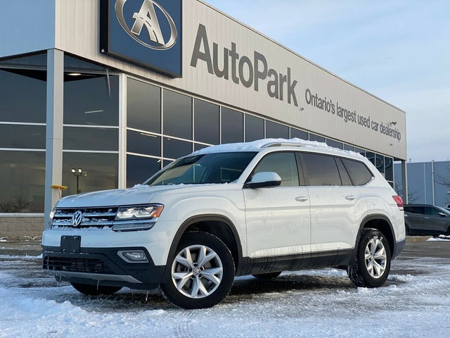 2019 Volkswagen Atlas SEL 4Motion AWD