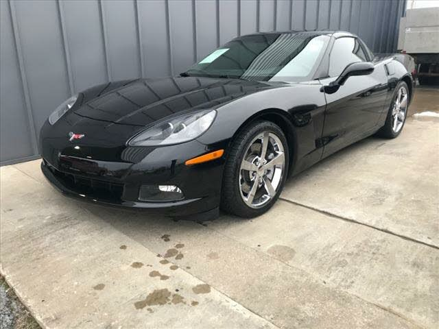 Used Chevrolet Corvette 4lt Coupe Rwd For Sale Right Now Cargurus