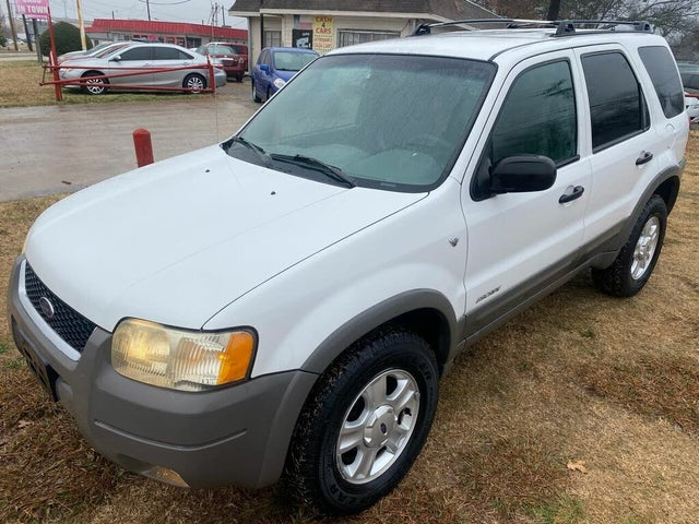 2001 Ford Escape XLT FWD
