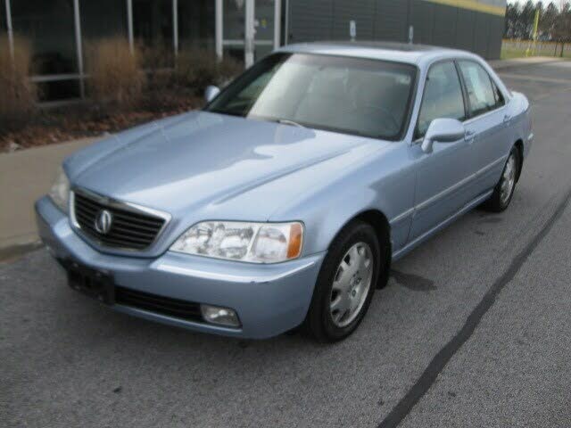 2003 Acura RL 3.5 FWD with Navigation