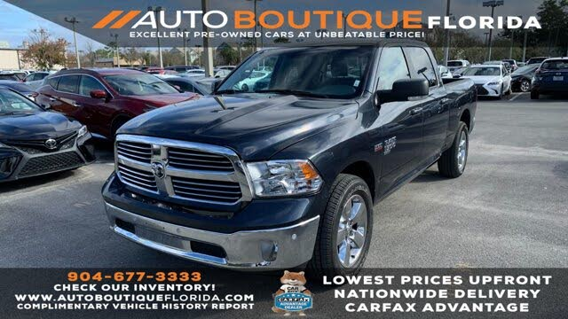 Used 2018 Ram 1500 For Sale Right Now Cargurus